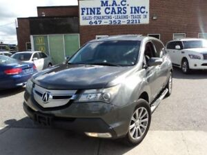 2008 Acura MDX Tech Pkg - NAVIGATION - CERTIFIED