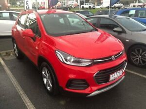 2019 Holden Trax TJ MY19 LS Red 6 Speed Automatic Wagon Lilydale Yarra Ranges Preview