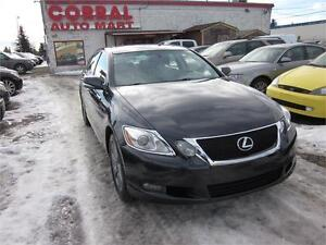 2009 Lexus GS 350 AWD only 113460 Kms FULLY LOADED