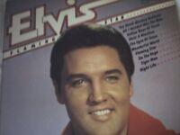 Vinyl LP Elvis Presley Flaming Star