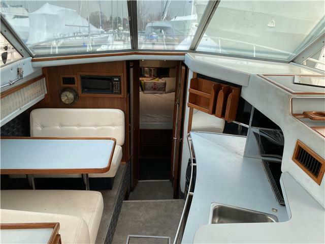 1987 Sea Ray 34' FB Sedan Cruiser