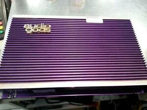 Audio Gods 4ch 800W car amp. We sell used amps. (#36298)