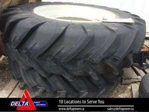 2012 Michelin 20.8RX42 Tires
