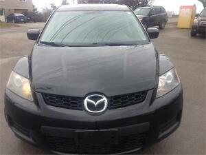 2009 Mazda CX-7 GT 5-PASS SUV W/LEATHER, SUNROOF, CERT/E-TEST