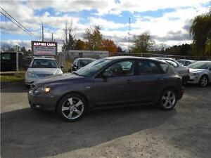 2007 Mazda Mazda3 GS-ONE OWNER-EXTRA CLEAN!
