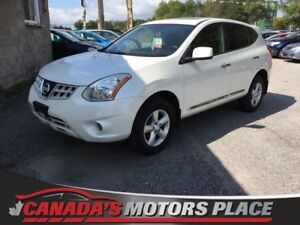 2013 Nissan Rogue S S SUNROOF, IPOD, AUX IN WELL MAINTAINED