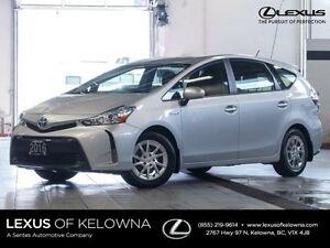 2016 Toyota PRIUS V CVT