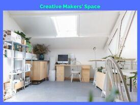 E10  OFFICE  Creative Space for MAKERS  Warehouse  Workshop   Florist/Designer/ Baker/Artisan Studio