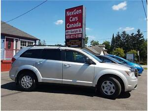 2009 Dodge Journey SE 4 CYLINDER with LOW KMS