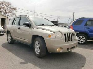 2010 Jeep Compass Sport 4X4 (BASE)