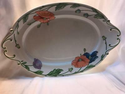 Villeroy & Boch Amapola 17 inch Oval Serving Platter