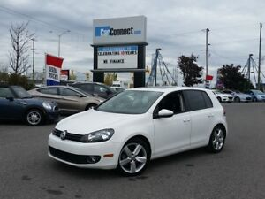 2012 Volkswagen Golf SPORTLINE ONLY $19 DOWN $79/WKLY!!