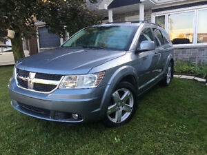 DODGE JOURNEY 2009 SXT 115KM HYPER PROPRE