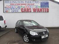 2008 Volkswagen Polo 1.4 ( 80PS ) Match ONLY 18K MILES FROM NEW