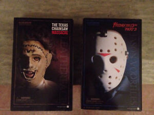 Sideshow Toys - Friday the 13th, horror, texas chainsaw massacre