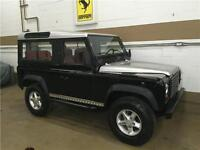 1996 Land Rover Defender 90 COUNTY 5 SPEED MANUAL 6 SEATER