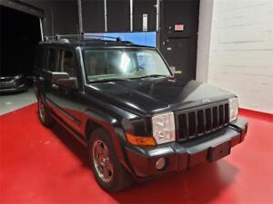 2006 Jeep Commander Limited V8  4x4 Michelin Low Kms