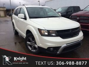 2016 Dodge Journey Crossroad *DVD-NAVIGATION-3RD ROW*