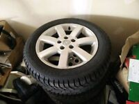 NEED GONE TODAY - 225/55/R17- BRAND NEW WITH RIMS