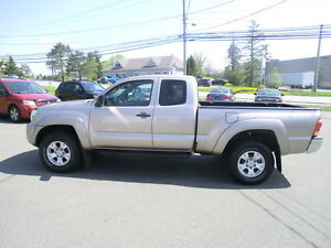 2008 Toyota Tacoma Ext Cab One Owner Under coated