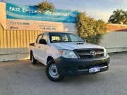 2006 TOYOTA HILUX TURBO DIESEL * FREE 1 YEAR INTEGRITY WARRANTY * Inglewood Stirling Area Preview