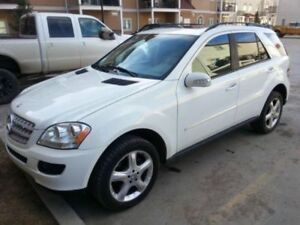 2008 Mercedes-Benz M-Class ML 350 SUV, Crossover