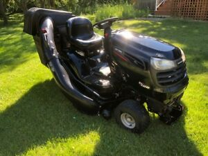 Lawn tractor and snow blower for sale