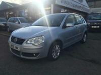 Volkswagen Polo 1.4 S 5dr Automatic PETROL AUTOMATIC 2006/06