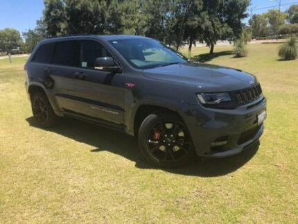 2017 Jeep Grand Cherokee WK MY17 SRT Grey 8 Speed Sports Automatic Wagon