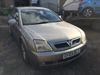 2003 Vauxhall Vectra diesel, starts and drives, leather interior, car located in Gravesend Kent, no