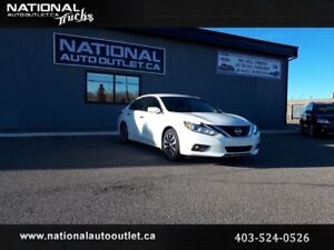 2017 Nissan Altima 2.5 S - HEATED STEERING WHEEL AND SEATS - CLE