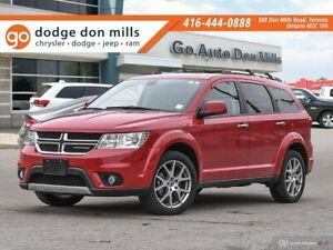2018 Dodge Journey GT - V6 - AWD - 7 passenger - DVD player - Na
