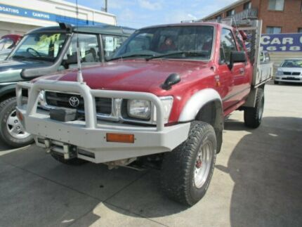 1994 Toyota Hilux RN110R Xtra Cab 5 Speed Manual Utility Greenslopes Brisbane South West Preview