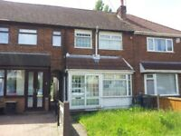 3BEDROOM: MID TERRACED: GOOD SIZED BEDROOMS: THROUGH LOUNGE: SEPARATE DINING ROOM: UPSTAIRS BATHROOM