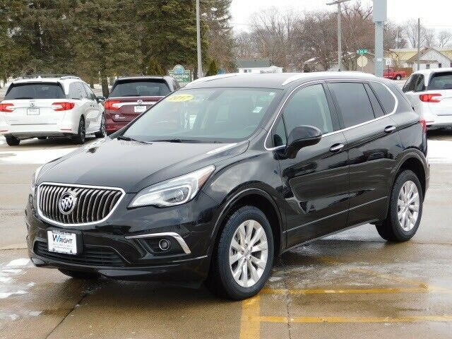 Image 8 Voiture American used Buick Envision 2017