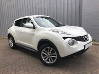 Nissan Juke 1.5 DCI Acenta Sport, Rare Sport Diesel Edition, Low Miles, Absolutely MINT Condition