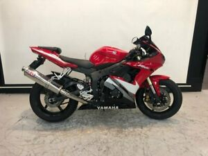 2005 Yamaha YZF-R6 West Ipswich Ipswich City Preview