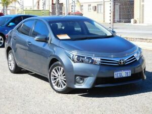 2014 Toyota Corolla ZRE172R ZR S-CVT Grey 7 Speed Constant Variable Sedan Wangara Wanneroo Area Preview