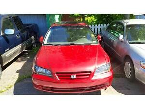 2002 HONDA ACCORD SPECIAL EDITION ** FINANCING AVAILABLE **