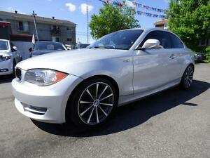 2011 BMW 128I (AUTOMATIQUE, 95,000 KM, CUIR, MAGS, FULL, WOW!!!)