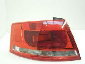 Audi A4 Left tail light cluster