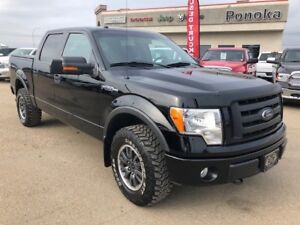 2009 Ford F-150 4x4...upgraded tires and wheels