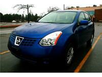 2008 Nissan Rogue, Blue, Brand new transmission and brakes