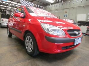 2010 Hyundai Getz TB MY09 S 5 Speed Manual Hatchback Mordialloc Kingston Area Preview