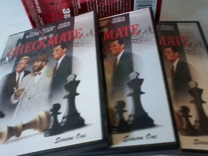 Best of Checkmate dvd set London Ontario image 1