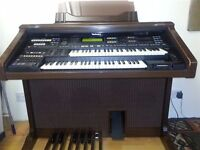 Technics Organ GX7 PCM SOUND,FLAGSHIP MODELS IMMACULATE CONDITION USED BYSELF ONLY
