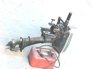 Gamefisher 7.5 hp Outboard Motor