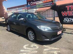 2013 Toyota Camry ASV50R Altise Grey 5 Speed 6 SP Auto Active Sel Winnellie Darwin City Preview