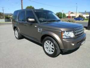 2010 Land Rover Discovery 4 MY10 2.7 TDV6 Bronze 6 Speed Automatic Wagon Gilles Plains Port Adelaide Area Preview
