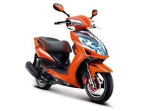 2013 KYMCO Movie 150 scooter